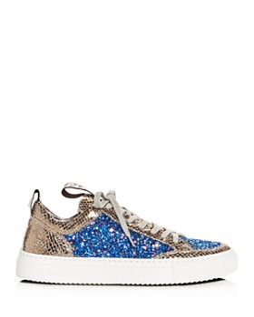 P448 - Women's Soho Lace-Up Sneakers