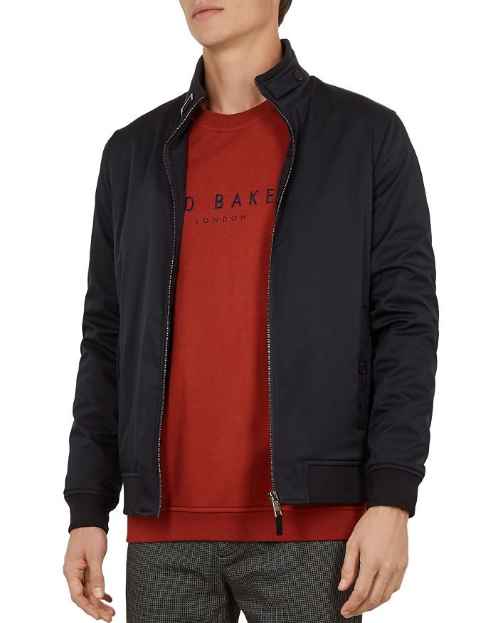dc4d1f853 Ted Baker - Claude Wadded Bomber Jacket