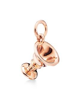 Dodo - Zodiac Gemini Charm in Rose Gold-Tone