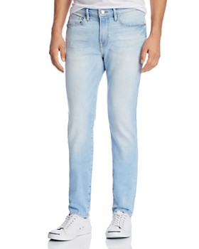 FRAME - L'Homme Skinny Fit Jeans in Atwater - 100% Exclusive