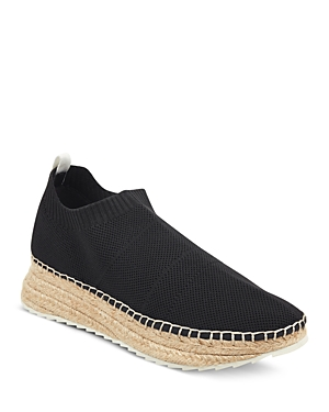 Marc Fisher Ltd. Women's Jae Knit Slip-On Espadrille Sneakers