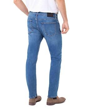 Liverpool - Kingston Slim Straight Fit Jeans in Lorain Wash