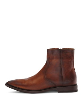 Frye - Men's Paul Leather Ankle Boots