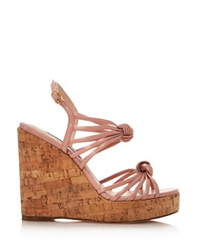 Stuart Weitzman - Women's Seascape Platform Wedge Sandals - 100% Exclusive