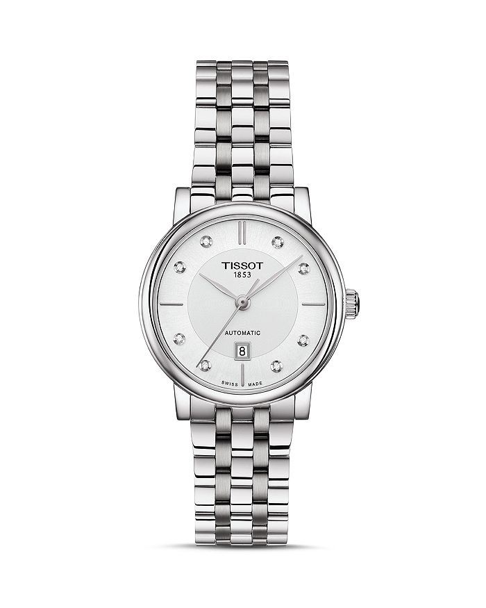 Tissot - Carson Automatic Lady Watch, 30mm