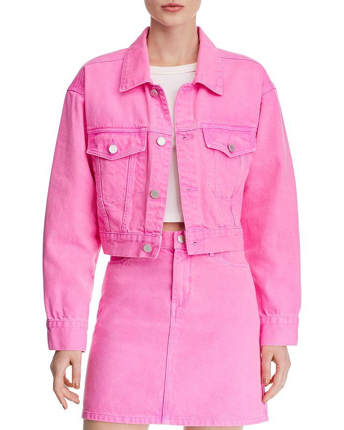BLANKNYC - Cropped Denim Jacket - 100% Exclusive