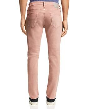 AG - Tellis Slim Fit Jeans in Mauve