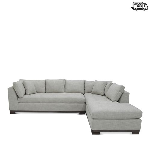Bloomingdale's Artisan Collection - Carter 2-Piece Sectional- Right Facing Chaise - 100% Exclusive