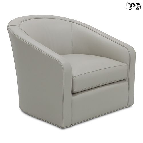 Bloomingdale's Artisan Collection - Emma Swivel Chair