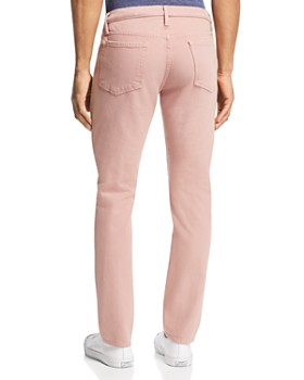 FRAME - L'Homme Slim Fit Jeans in Lilac