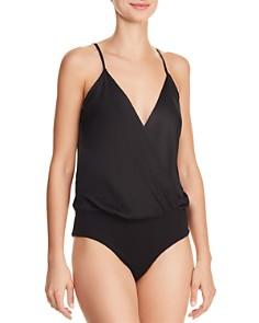 Bardot - Kendal Crossover Bodysuit