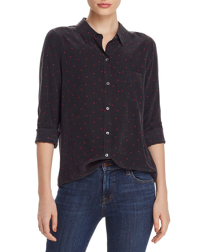 Rails - Kate Printed Silk Shirt