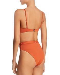 Onia - x WeWoreWhat Lydia Underwire Bikini Top & Emily Bikini Bottom