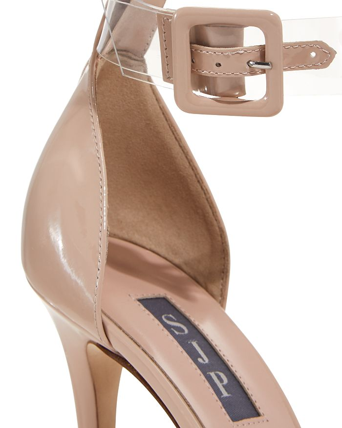 43def9a6def Women's Lively Clear High-Heel Sandals - 100% Exclusive