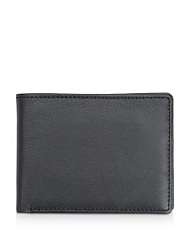 ROYCE New York - Leather RFID-Blocking Bifold Wallet