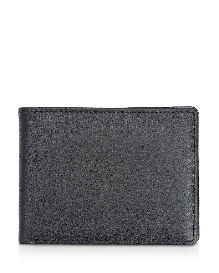 ROYCE New York - Leather RFID-Blocking Bifold Wallet