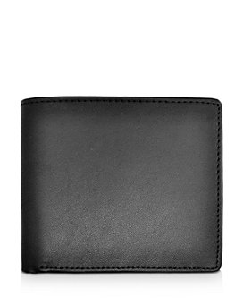 ROYCE New York - Leather RFID-Blocking ID Flap Bifold Wallet