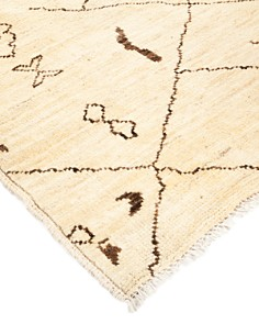 """Solo Rugs - Taza Moroccan Runner Rug, 2'8"""" x 8'9"""""""