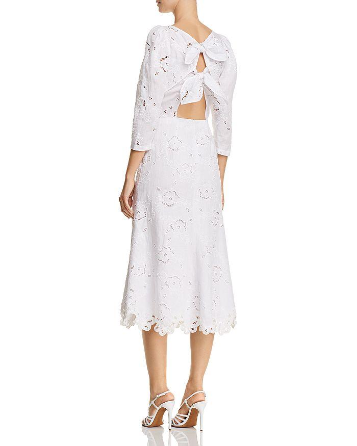 3e8520b8f91 Rebecca Taylor - Terri Embroidered Dress