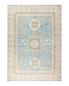 Solo Rugs - Khotan Lunar Hand-Knotted Area Rug Collection