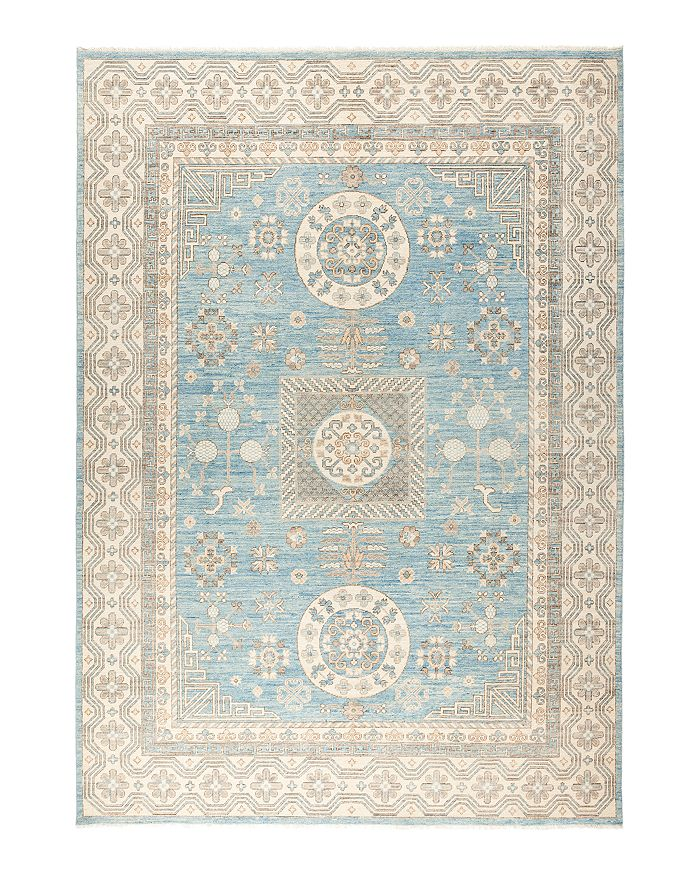 Hand Knotted Area Rug Collection
