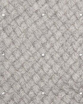 REISS - Sabria Embellished Cashmere Beanie