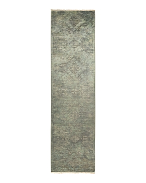 Bloomingdale's Vibrance Collection Vita Hand-Knotted Runner Rug, 2'8 x 10'