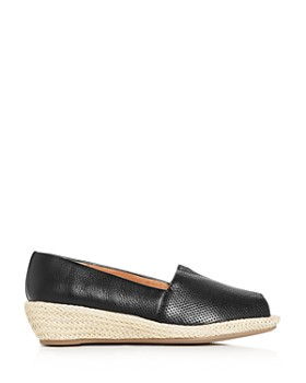 bacc6700dd9 ... Gentle Souls by Kenneth Cole - Women s Luci A-Line Low Wedge Espadrille  Pumps