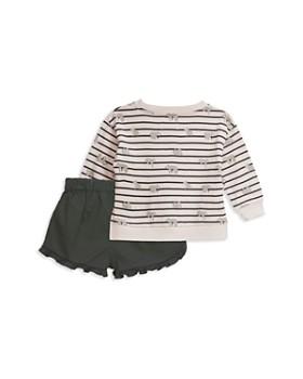 Sovereign Code - Girls' Sidney + Chella Sweatshirt & Shorts Set - Baby