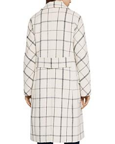 REISS - Atticus Checked Wool Coat