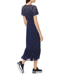 MICHAEL Michael Kors - Studded Midi Dress