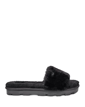 ... UGG® - Women s Cozette Fur Slide Sandals 85cca08d960