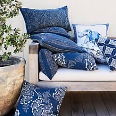"John Robshaw - Kankana Decorative Pillow, 20"" x 20"""