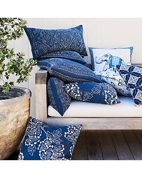 "Sugar Feather - Ramsey Dark Decorative Pillow, 30"" x 15"""