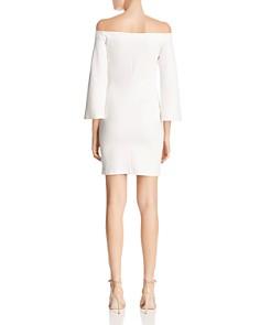 Amanda Uprichard - Mills Off-the-Shoulder Dress