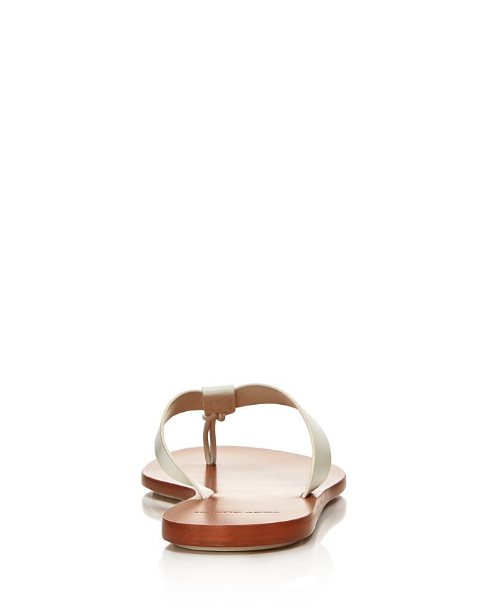 02eb00667fc1 Tory Burch - Women s Manon Leather Thong Sandals