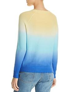 Minnie Rose - Distressed Ombré Sweater