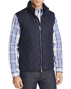 Brooks Brothers - Out Diamond-Quilted Down Vest