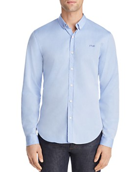 Maison Labiche - x Darcy Miller Men's Stud Regular Fit Button-Down Shirt - 100% Exclusive