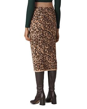 336895b402c6 Whistles - Jungle Cat Knit Skirt Whistles - Jungle Cat Knit Skirt