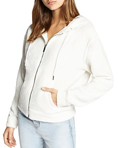 Sanctuary - After Party Sherpa Hoodie