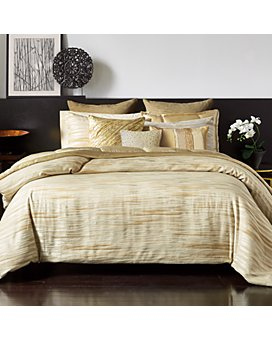 Donna Karan - Gilded Bedding Collection