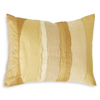 "Donna Karan - Gilded Decorative Pillow, 16"" x 20"""