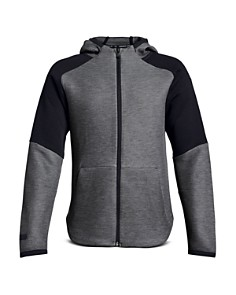 Under Armour - Boys' Unstoppable Move Zip-Up Hoodie - Big Kid
