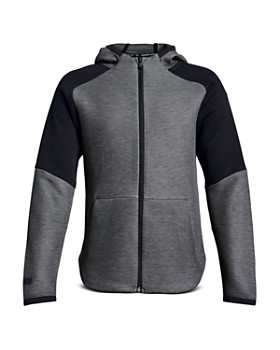c409d19fe2c Under Armour - Boys  Unstoppable Move Zip-Up Hoodie - Big Kid ...
