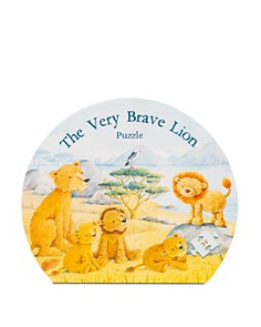 Jellycat - Very Brave Lion Puzzle - Ages 18 mos+