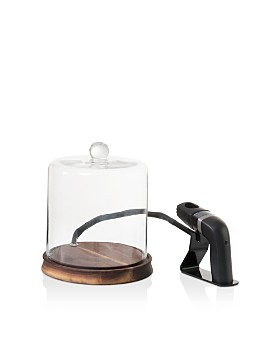 Crafthouse by Fortessa - Glass Smoke Cloche with Smoker & Chips
