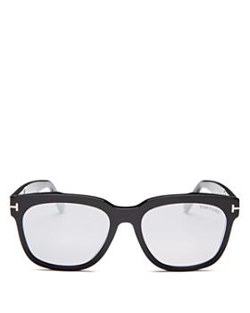 9cb098a714 Tom Ford - Women s Mirrored Square Sunglasses