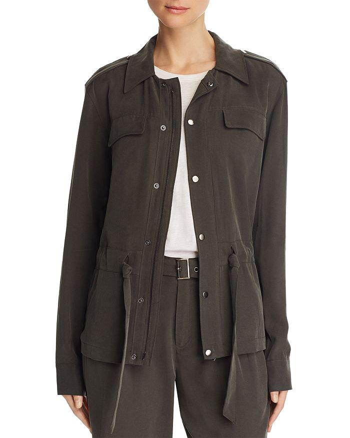 PAIGE - Tierra Utility Jacket
