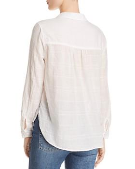 Bella Dahl - Embroidered High/Low Shirt